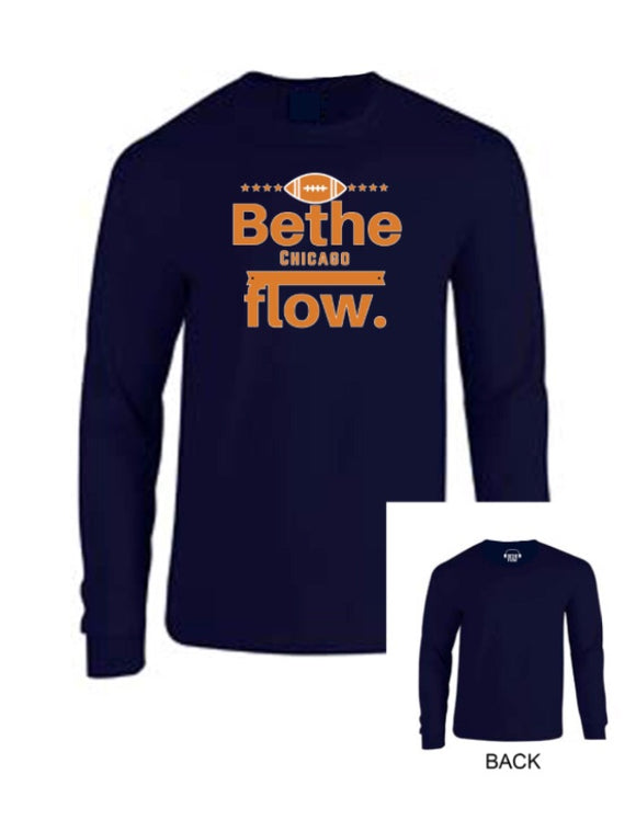 BeTheFlow. Support The Movement and Your Team!