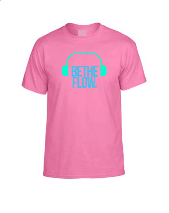 Pink 🎧 BlockOut The Noise Tee