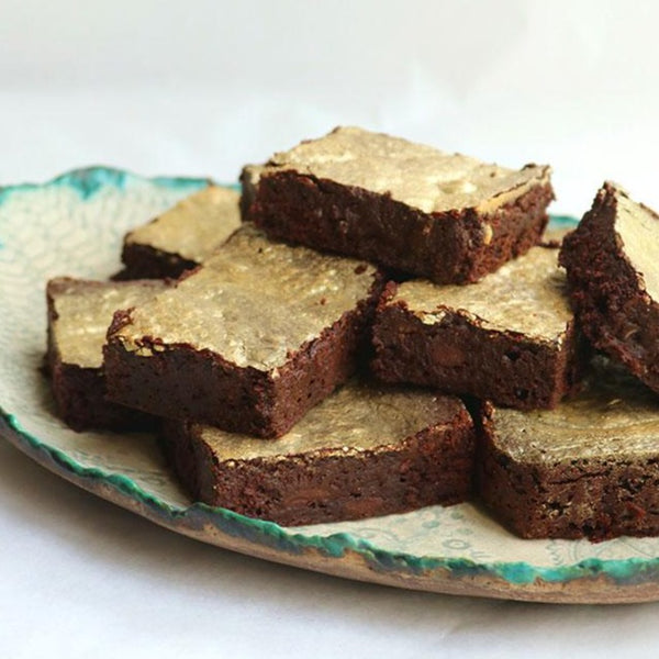24 KARAT BROWNIES
