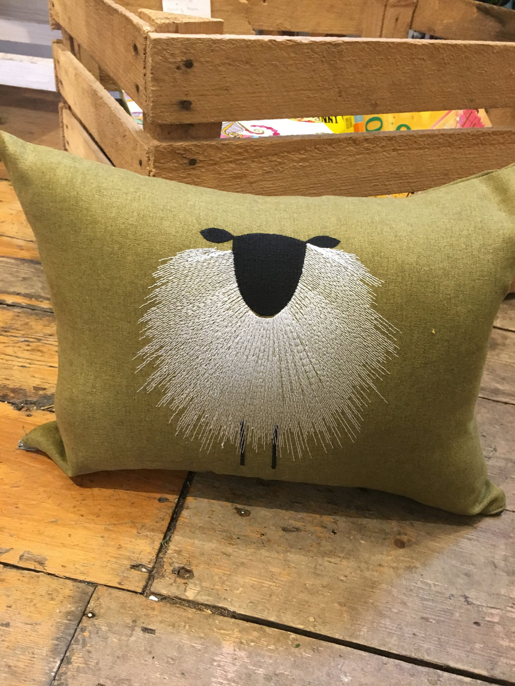 Made to order: Handmade Sheep Cushion