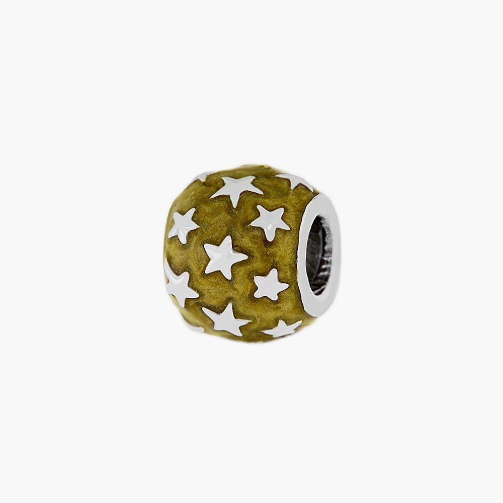 Green Star Bead