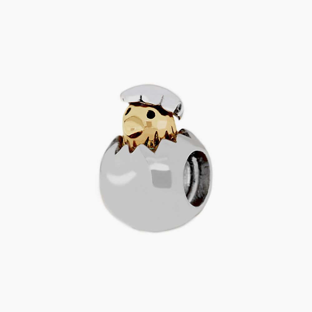 Two-tone Chick Bead