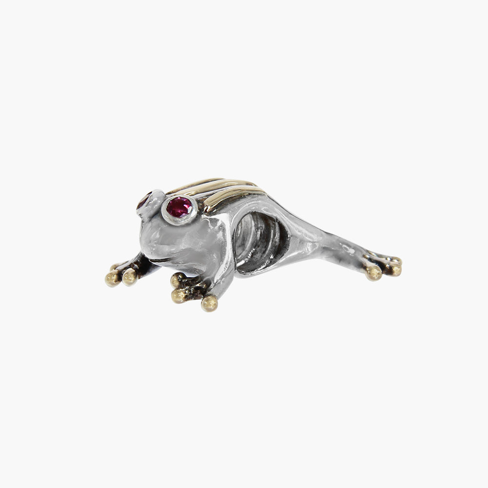 Fancy Frog Bead