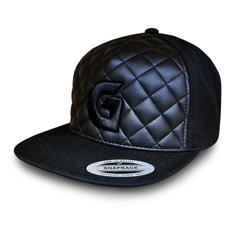 Gorra Snapback black on black UNISIZE
