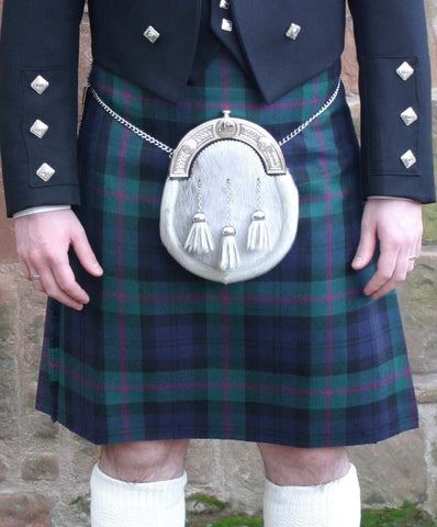8 Yard Hand Made Kilt - House of Edgar, Lochcarron and Strathmore ranges