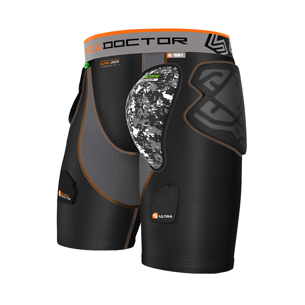 Ultra ShockSkin Hockey Short w/AirCore™ Hard Cup