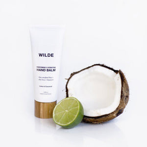 Performing x Hydrating Hand Balm - Lime & Coconut