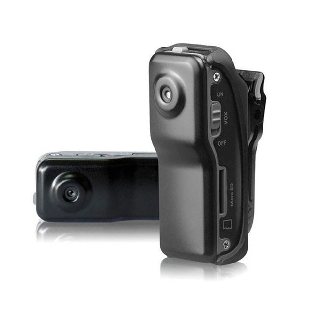 1080P MD80 Mini DV HD 720P Sports Action Camcorder Portable Digital Camera Micro DVR Pocket Recorder Audio Video