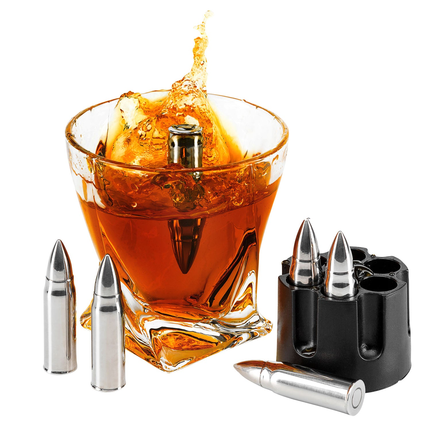 XL Whiskey Bullets