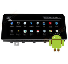 android BMW X5 navigation