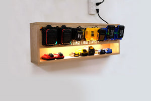 Tool Charging Station Digital Plans