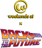 weekends at × Back to the Future