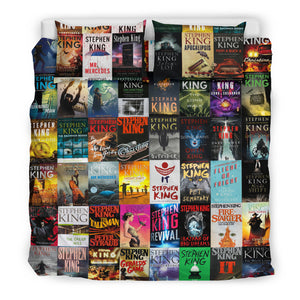 Always Stephen King Bedding Set V.1