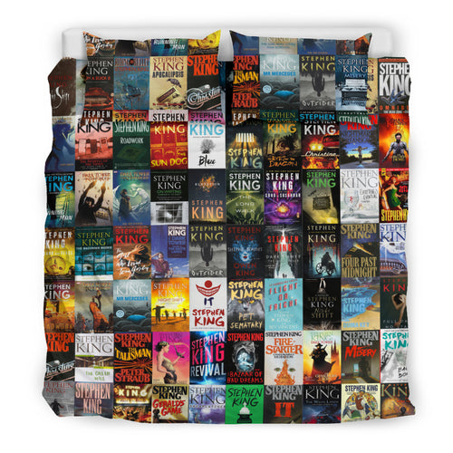 Always Stephen King Bedding Set V.2