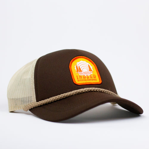 Outdoor Patch Foam Trucker Hat