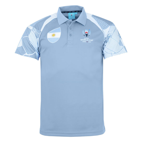 Rugby World Cup 2019 Men's Polo Shirt | Argentina