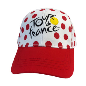 Tour de France Baseball Cap | Polka | 2019 | Adult