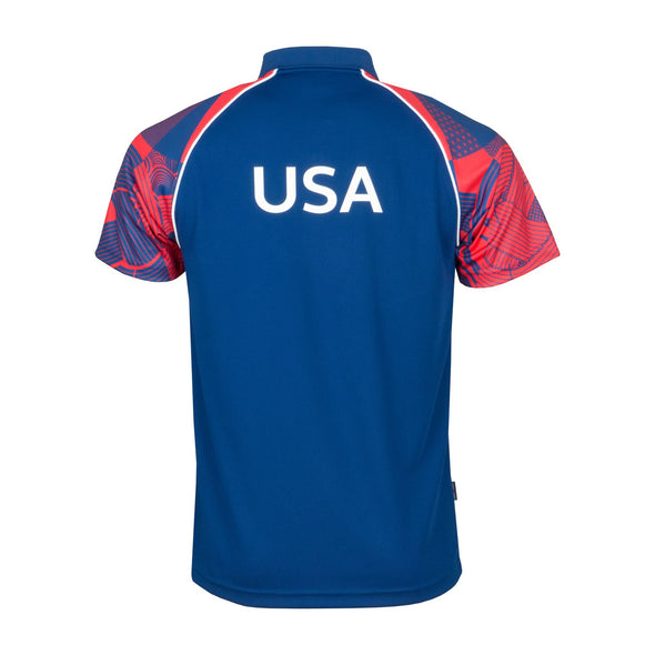 Rugby World Cup 2019 Men's Polo Shirt | USA