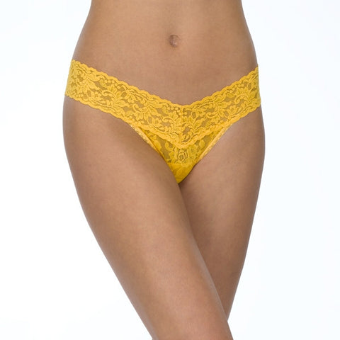 Hanky Panky Signature Lace Low Rise Thong #4911