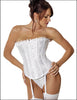 Empire Intimate Edwardian Corset With G-string 6820
