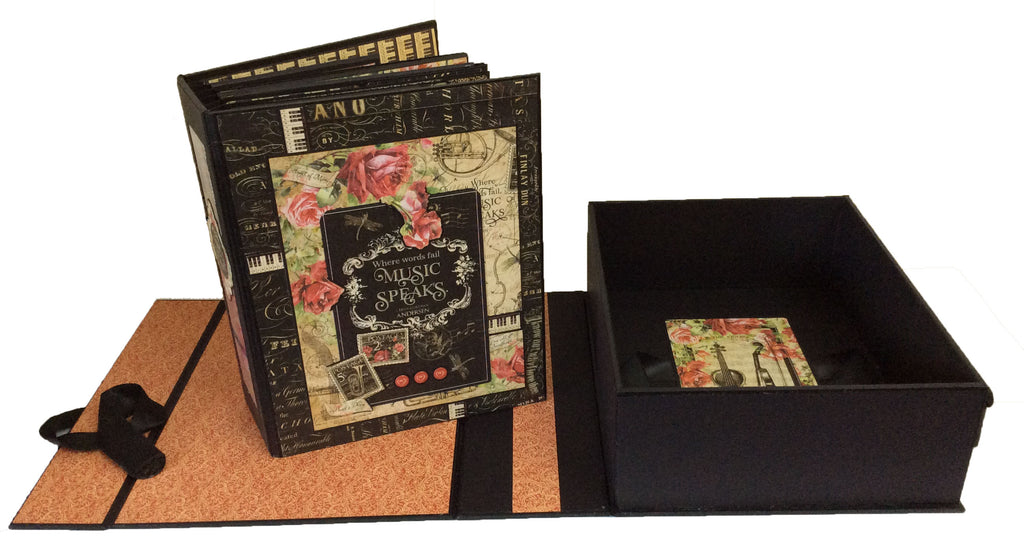 Large Event Album and Case Set