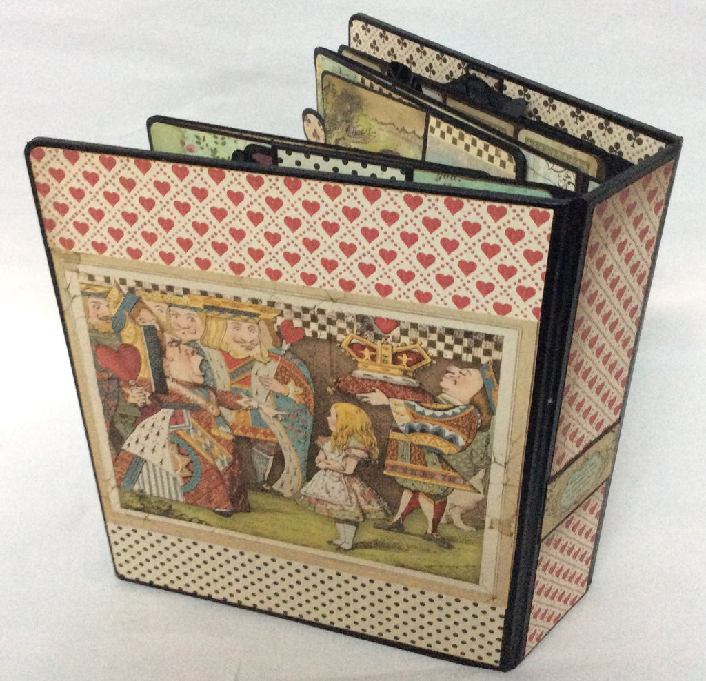 Wide Folio Album Cover Set