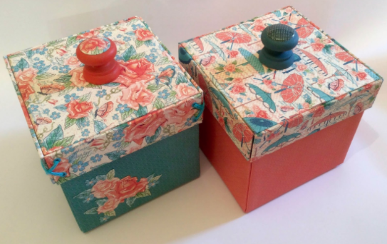 The Exploding Sewing Box PDF Tutorial
