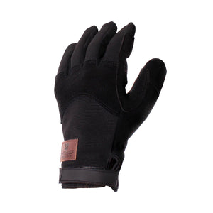 Freeride Leather Patch Gloves