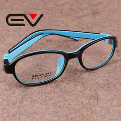 Kids Frames Eyewear Silicone Full Glasses Frame