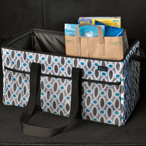 Cargo CarryAll Tote - Modern Links