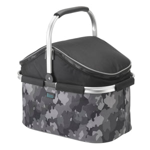 Insulated Market Basket - Camouflage - 70% OFF