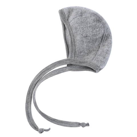 Baby-bonnet, Gray