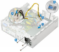 Dell WRN7C 0WRN7C 200W SFF Power Supply for Optiplex 7060