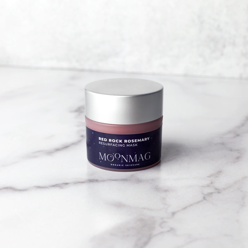 Resurfacing Mask-MoonMag Organic SkinCare