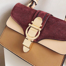 Load image into Gallery viewer, Vintage Women Leather Famous Brand Crossbody Bags For Women Luxury Designer Ladies Retro Handbag Purse Female Shoulder Bags