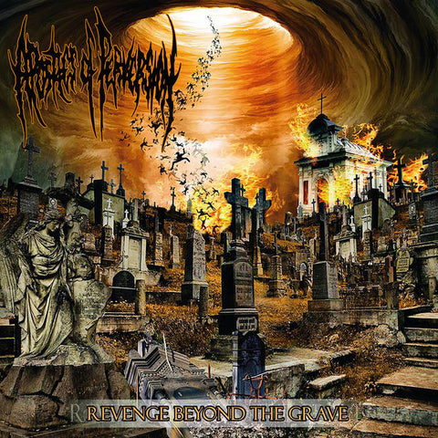 APOSTLES OF PERVERSION - Revenge Beyond The Grave CD