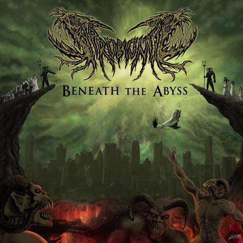 SAPROBIONTIC - Beneath The Abyss MCD