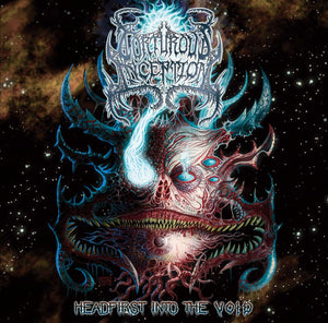 TORTUROUS INCEPTION -  Headfirst Into The Void CD