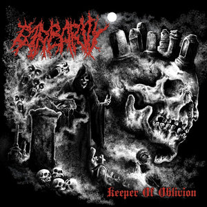 BARBARITY - Keeper Of Oblivion CD