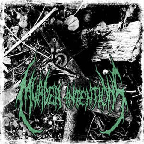 MURDER INTENTIONS - Excessive Display CD*