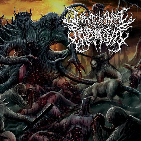 INTRACRANIAL PARASITE - Deviations Period of Inhumane CD