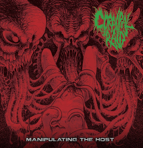 CORPORAL RAID - Manipulating the Host CD