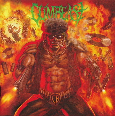 CUMBEAST - Groovy Massacre CD