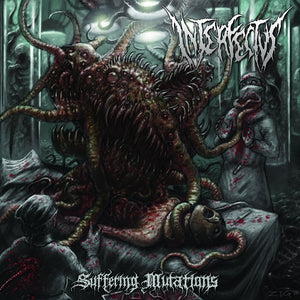 INTERFECTUS - Suffering Mutations CD