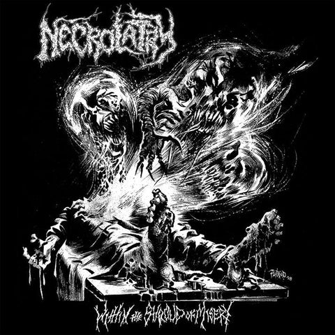 NECROLATRY - Within The Shroud CD