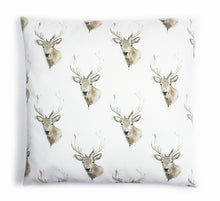 Load image into Gallery viewer, HIGHLAND STAG CUSHION