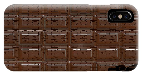 Chocolate Bar - Phone Case