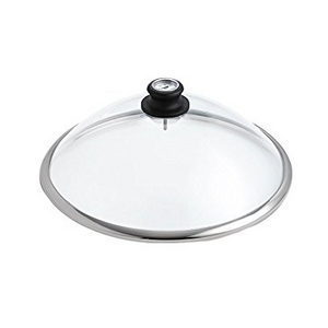 Glass Lid and Thermometer regular
