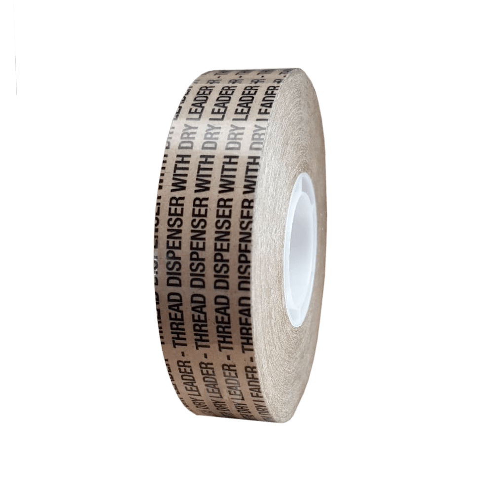 "Pro Tapes Snot Tape 1/2"" (12mm) X 36Yrds 2 Mil Reverse Wound Transfer Tape"