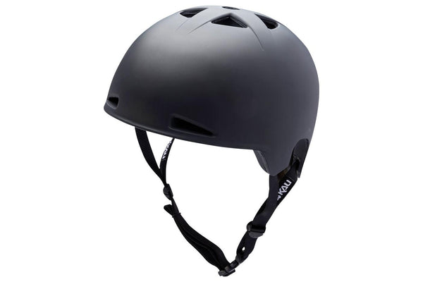 Kali Protectives Viva Helmet: Solid Black MD